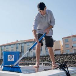 nettoyage de bateau en Vendée