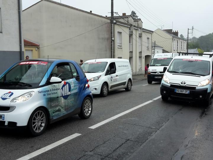 NIL sur la route du Tour de Vendée cycliste 2017