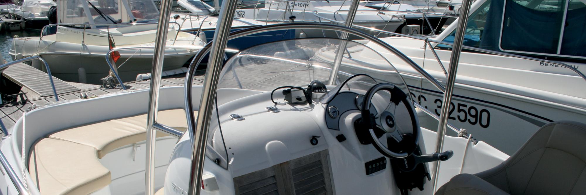nettoyage de bateaux de plaisance